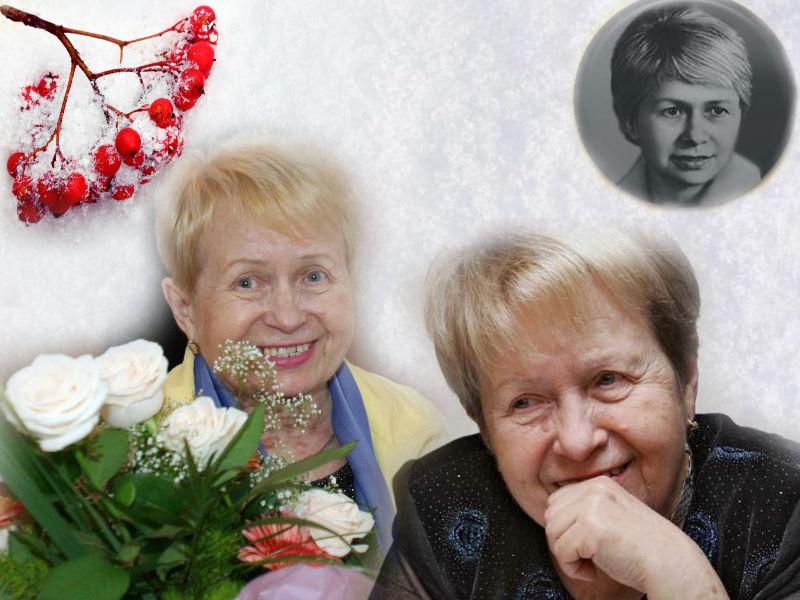 Александра Пахмутова отмечает сегодня свой день рождения - Фото