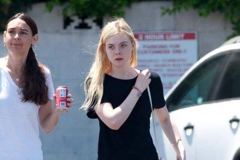 Американская актриса Эль Фэннинг в Лос Анджелесе 0 142316 28a2d046 orig