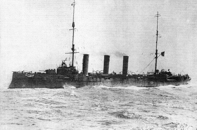 Украинская Центральная Рада и Черноморский флот в 1917 18 годах