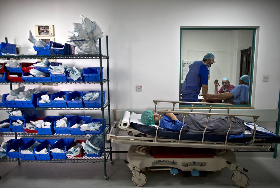 Юные жертвы войны на Ближнем Востоке в больнице Аммана 0 19b639 4b778c1b orig