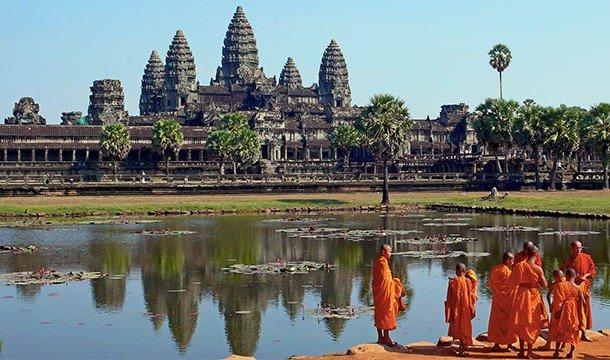 Хотя храмы обычно ассоциируются с миром и единством, этот храмовый комплекс имеет свою историю, изоб