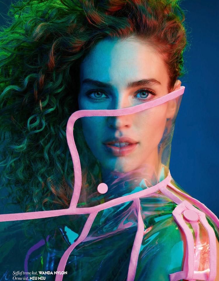 Криста Кобер (Crista Cober) в журнале Vogue Turkey