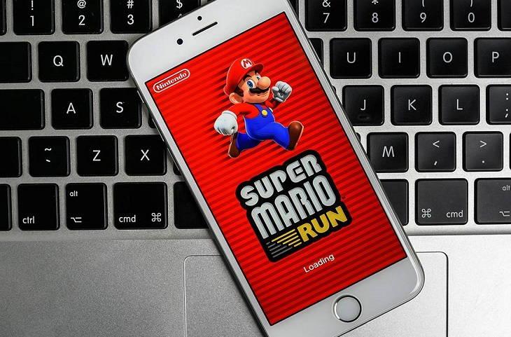 Nintendo собирается выпускать потри новых игры для телефонов вгод