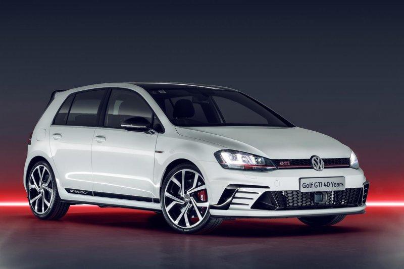 Новый Фольксваген GolfGT будет самым мощным вистории модели