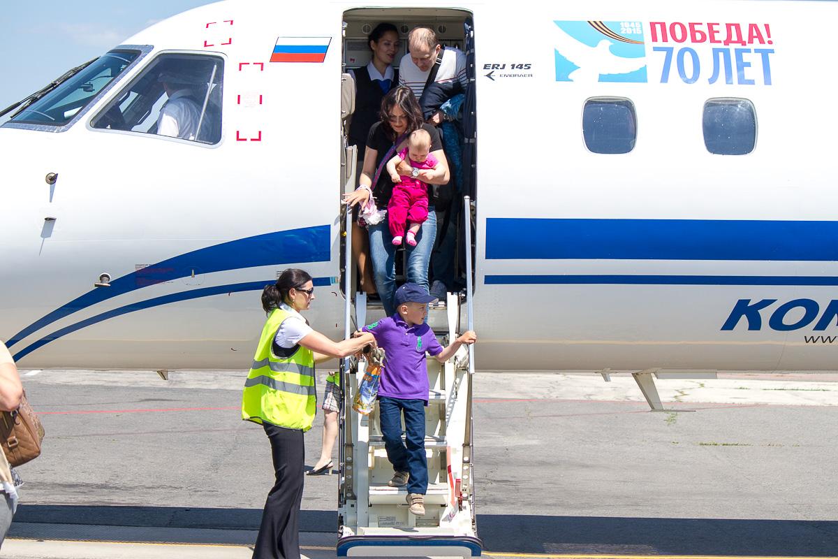 Первый рейс из Питера 11