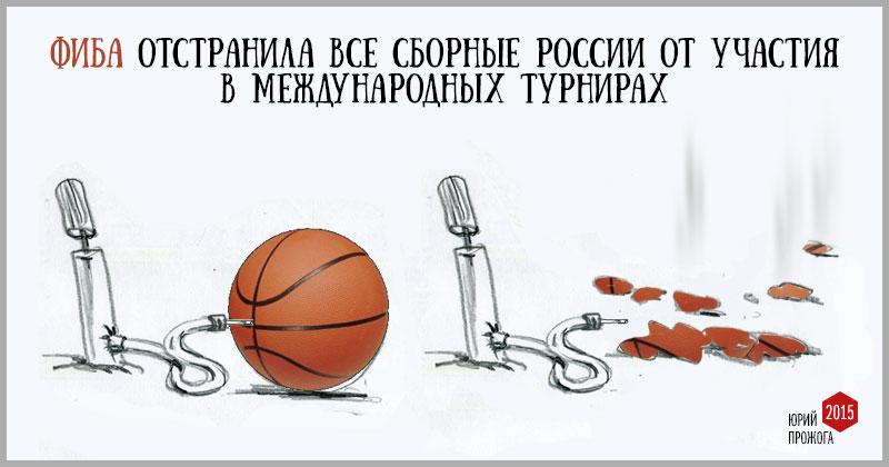 сборная России, ФИБА