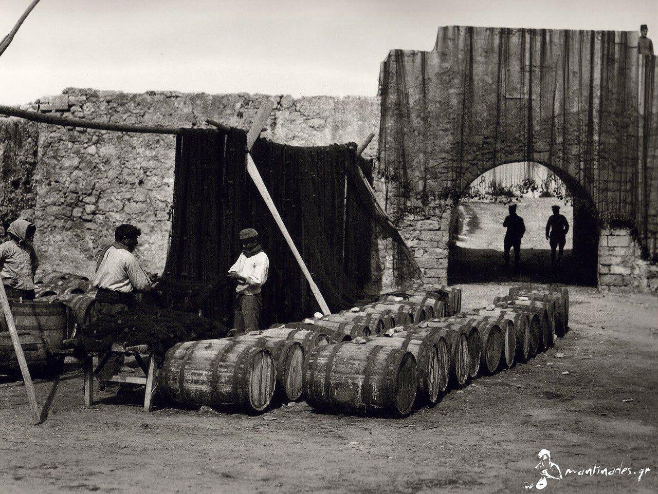 1911. Крит. Ретимнон