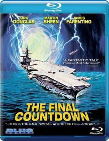 ��������� ������ / The Final Countdown (1980) BDRip