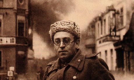 vasily grossman in germany 1945