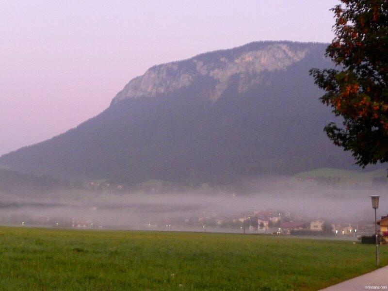 Австрийские Альпы. Сёлль.
