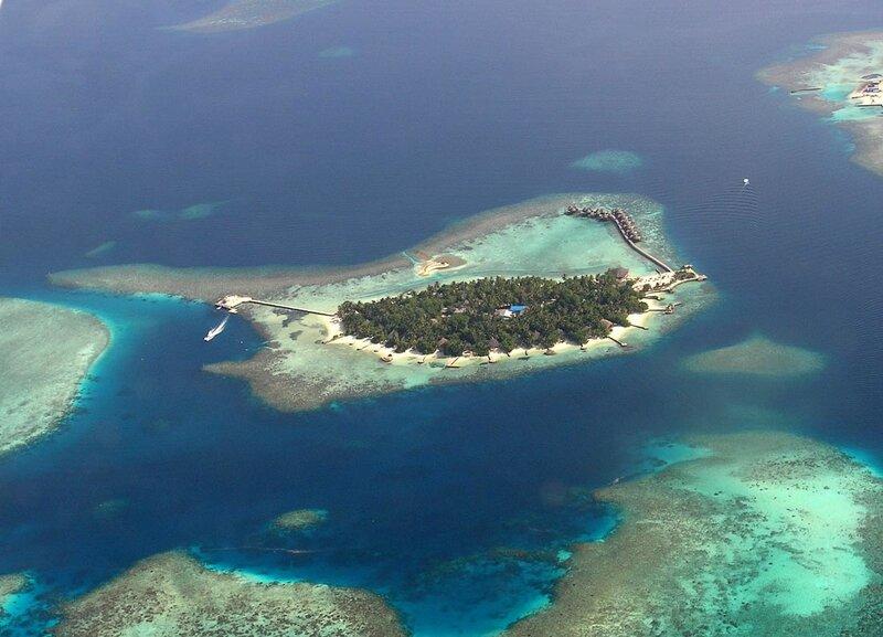 Мальдивы любительское фото