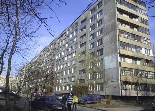 Будапештская ул. 10к2