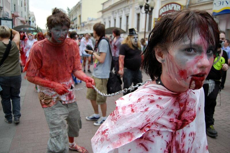 Зомби Моб 3