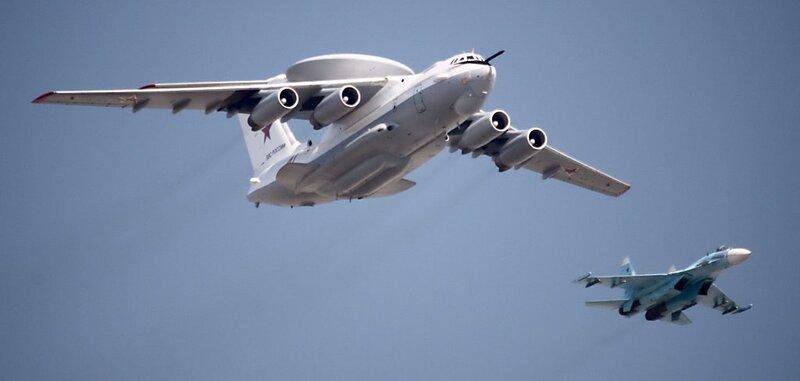 ДРЛО и Су-27