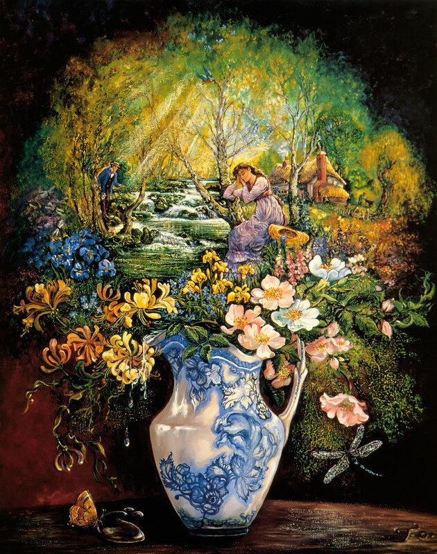 Фэнтези от Josefine Wall