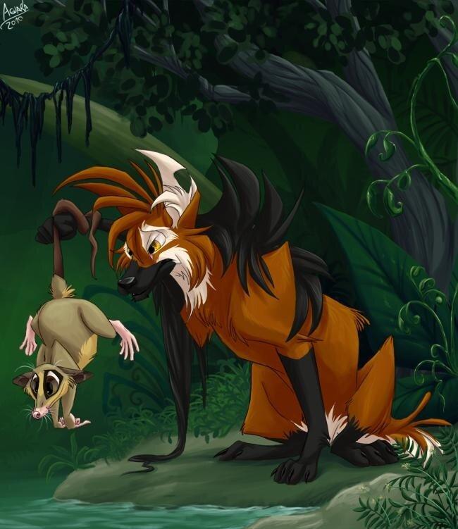 Сказочные животные от Gabriel