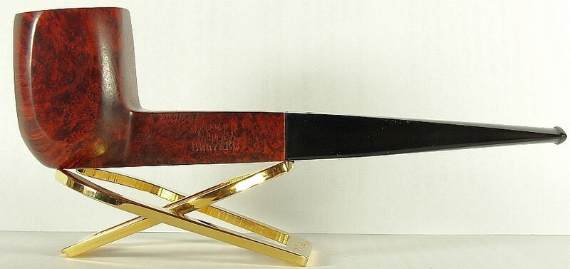 Parker Super Bruyere panel billiard 98 pipe