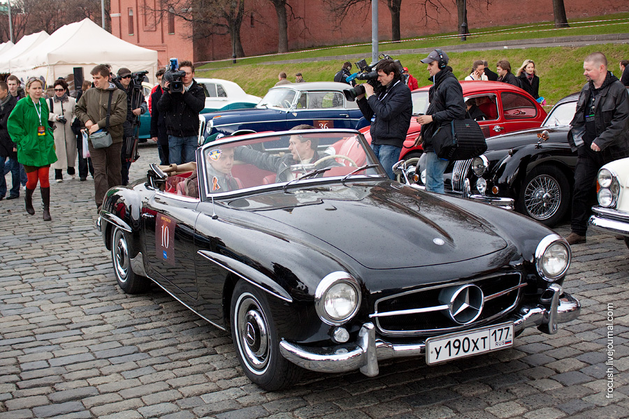 Mercedes-Benz 190SL R121