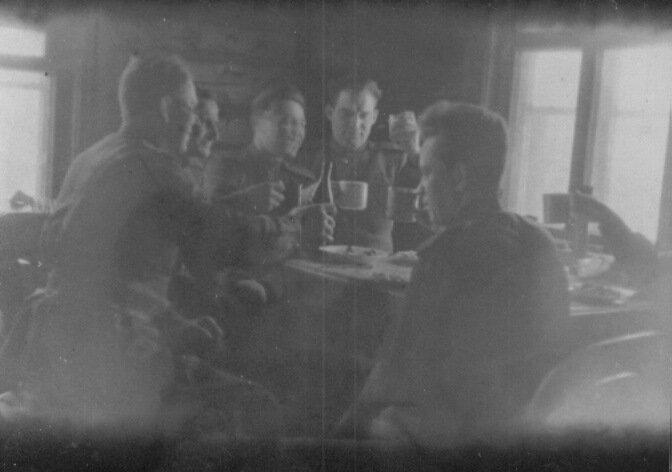 1944 War_II Nevel artilleri_officers USSR 102_brigade