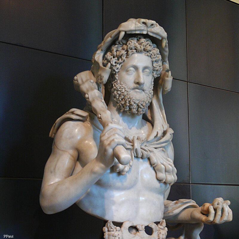 император Коммод, сын Марка Аврелия