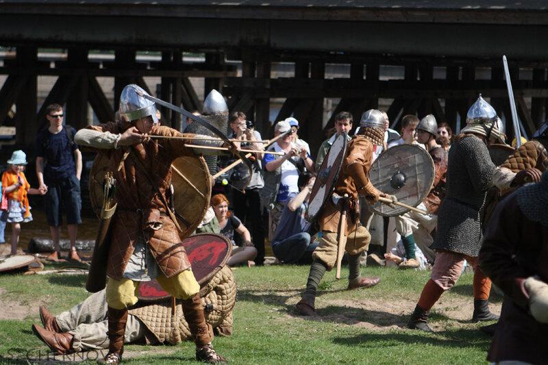 наше турниры норвежских викингов фото маркусу