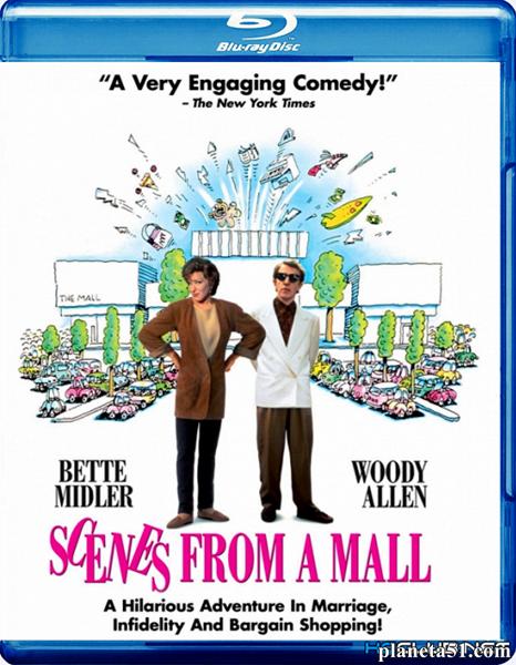 Сцены в магазине / Scenes from a Mall (1991/HDRip)