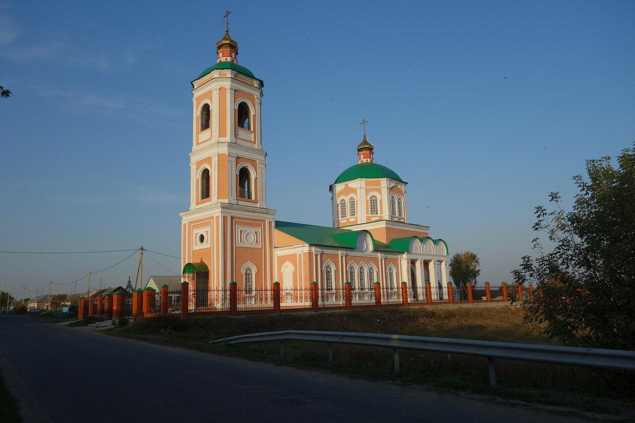 село Требунки, храм