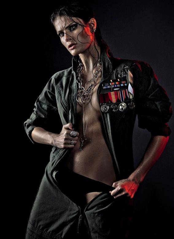 Бразильская модель Изабели Фонтана в журнале Vogue. Фотографии 0 141b14 b069a5a5 orig