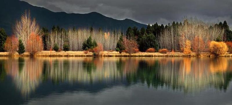 Осенние озера: 30 фотографий 0 145de9 9f51be45 orig
