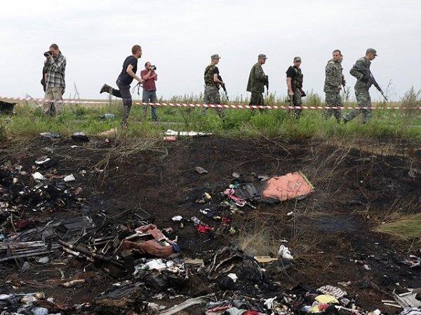 Фильм «MH17: Год молчания» вызвал интерес уголландских следователей