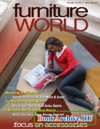Журнал дизайн, уют, дом, интерьер, квартира, мебель, журнал Furniture World