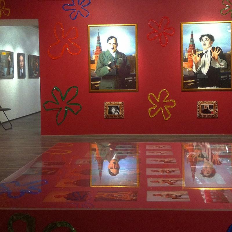 Архив Монро в ММСИ на Гоголевском