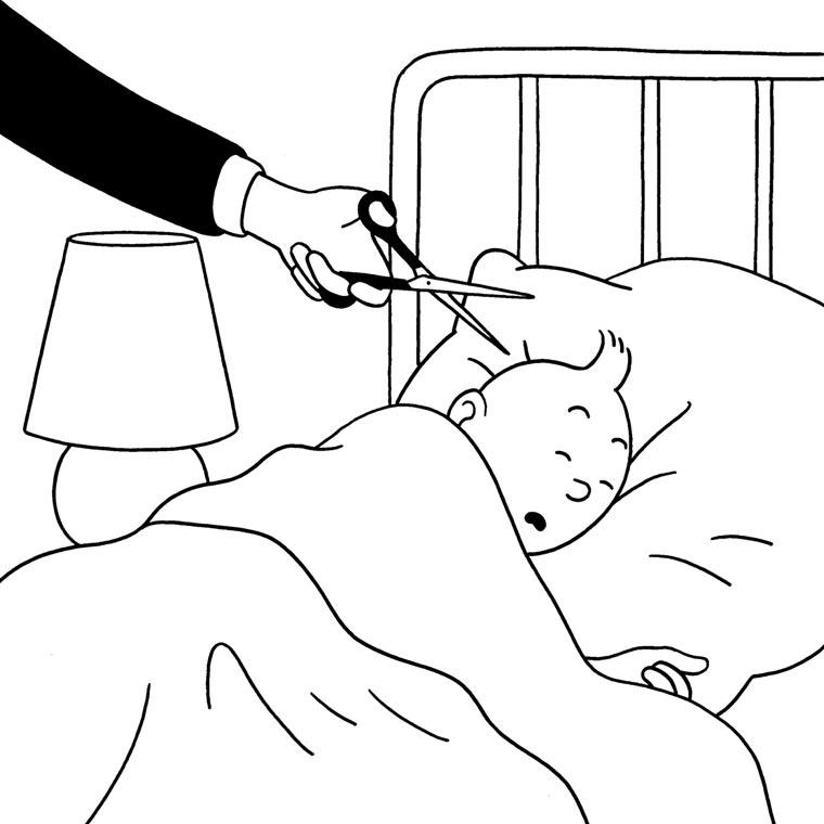 Mrzyk et Moriceau – Des illustrations minimalistes et tres decalees (27 pics)