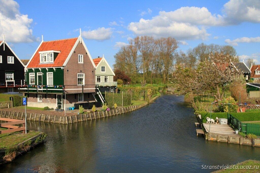 Голландия, Маркен