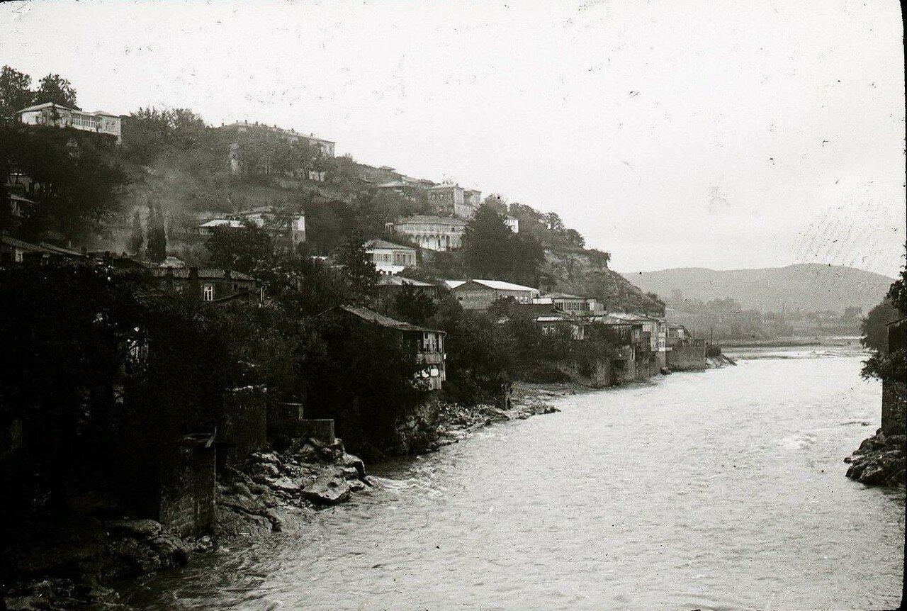 40. Кутаис и река Риони