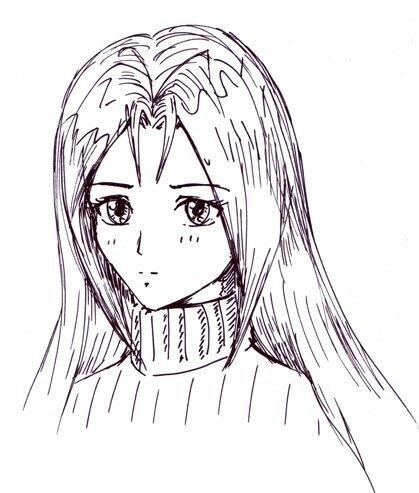 Фанарт от Yuri-chan