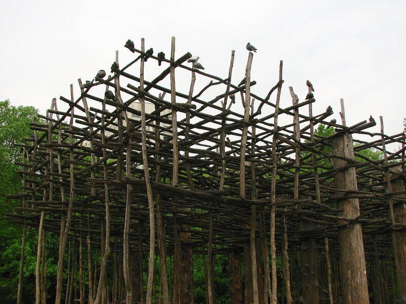 Качели Парк Отрада