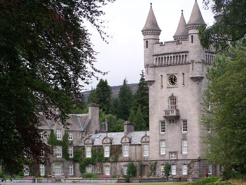 С�а�инн�е замки Шо�ландии в на�е в�емя Об��ждение на