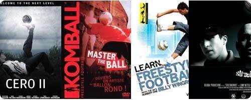 4 фильма о футбольном фристайле