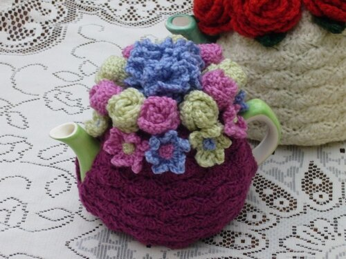 макраме плетение цветов.