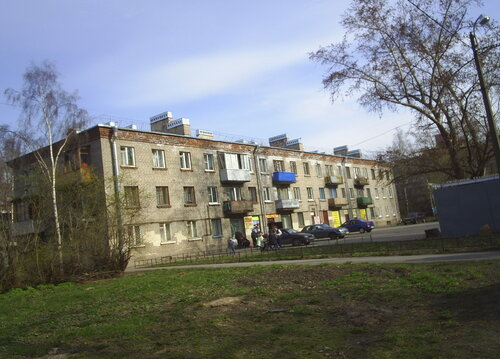 ул. Турку 2к3