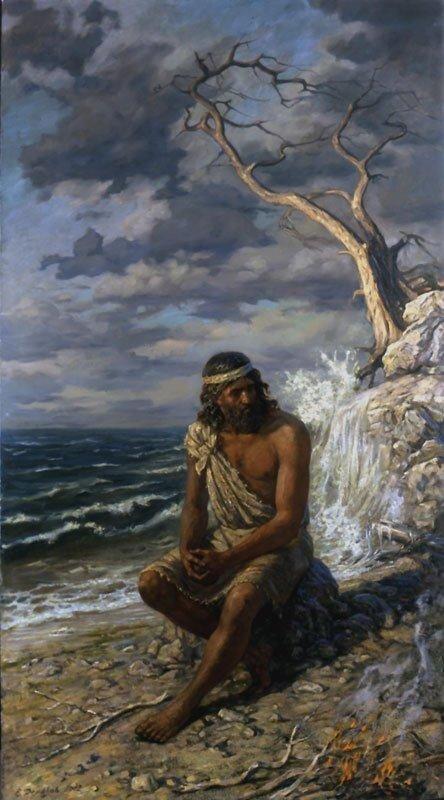 Евгений Демаков, Одиссей