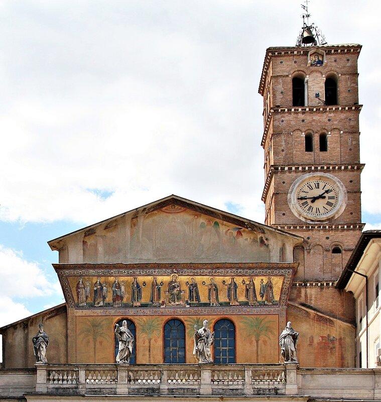 Церковь Санта-Мария-ин-Трастевере