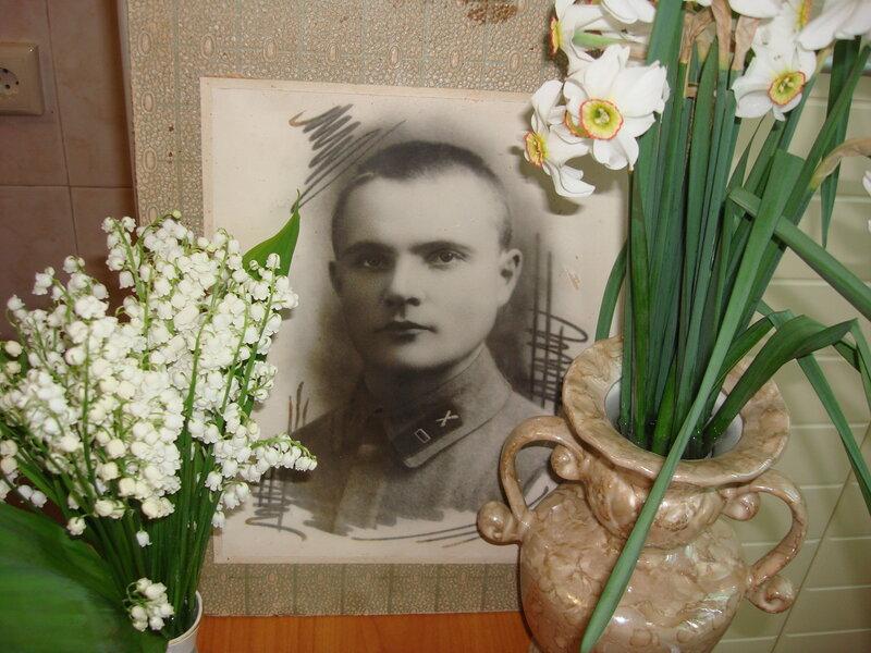 Солдат(мой дед)