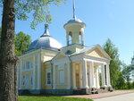 Покровское . Усадьба Брянчаниновых