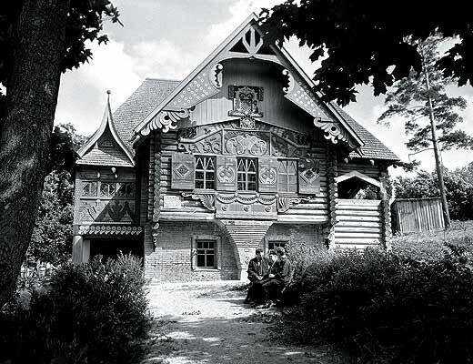 Флёново. Усадьба княгини М.К. Тенишевой