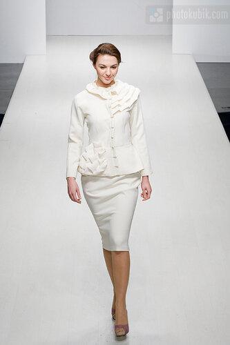 фоторепортаж репортаж мода fashion  Defile in Kyiv: Виктория и Ольга Боровик
