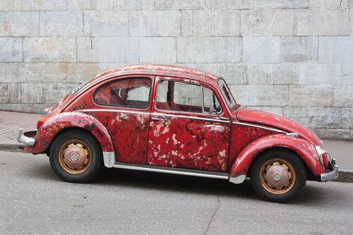 Необычное авто