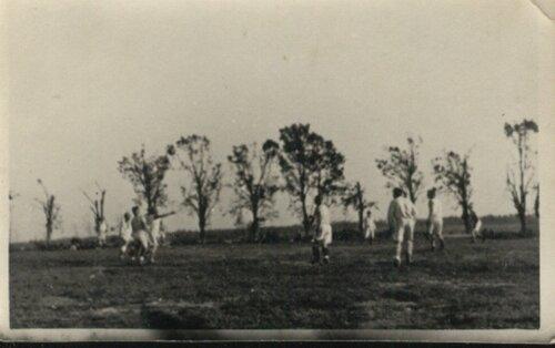 Футболв 102-й гаубичной артиллерийской бригаде