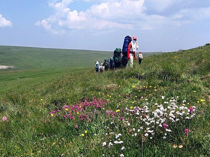 012. Горы. Лагонаки 2007. Фотограф Александр Кобезский (14)